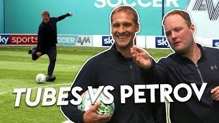 Stiliyan Petrov scores PERFECT round! 💯 | Tubes vs Petrov