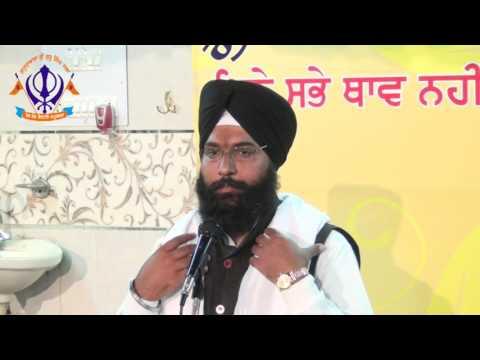 Bhai Harjinder Singh Sabra Katha on Nanaksahi samat 549 & Chet month Shabad