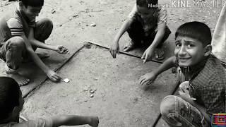 Bangladeshi Village's Carrom Game :D   বাংলাদেশী গ্রামের কেরাম বোট খেলা  