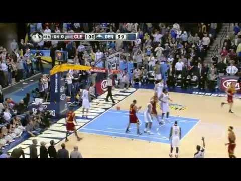 Cleveland Cavaliers Vs Denver Nuggets Mar 7, 2012 Game Recap