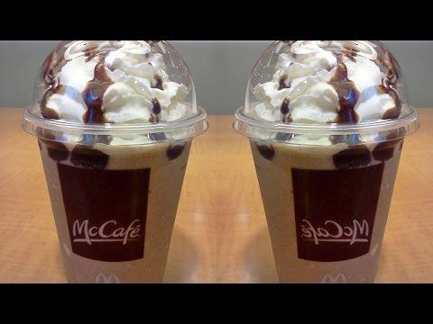 How To Make A McDonald's Mocha Frappé At Home ❤️
