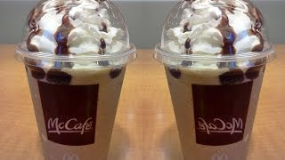 How to Make A McDonald's Mocha Frappé At Home ❤️
