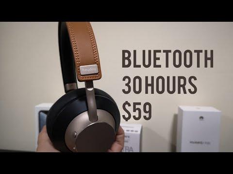 97bc61f3f24 Audífonos Bluetooth HEyDAy $59 - YouTube