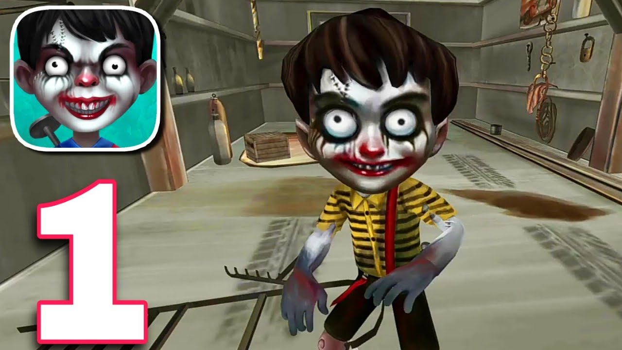 Scary Child Gameplay Walkthrough Part 1    Level 1 to 7   