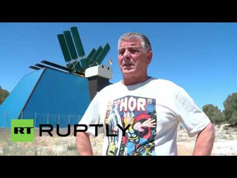 Spain: Is this wind turbine prototype the future of wind energy?