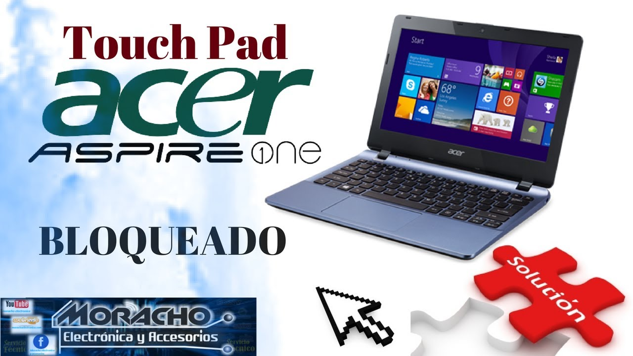 Acer Aspire One D260 Netbook ELANTECH Touchpad Driver Windows 7