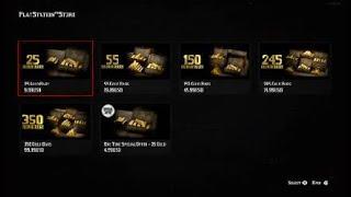 Red Dead Redemption 2 Gold Bars for Cash !!! RDR2