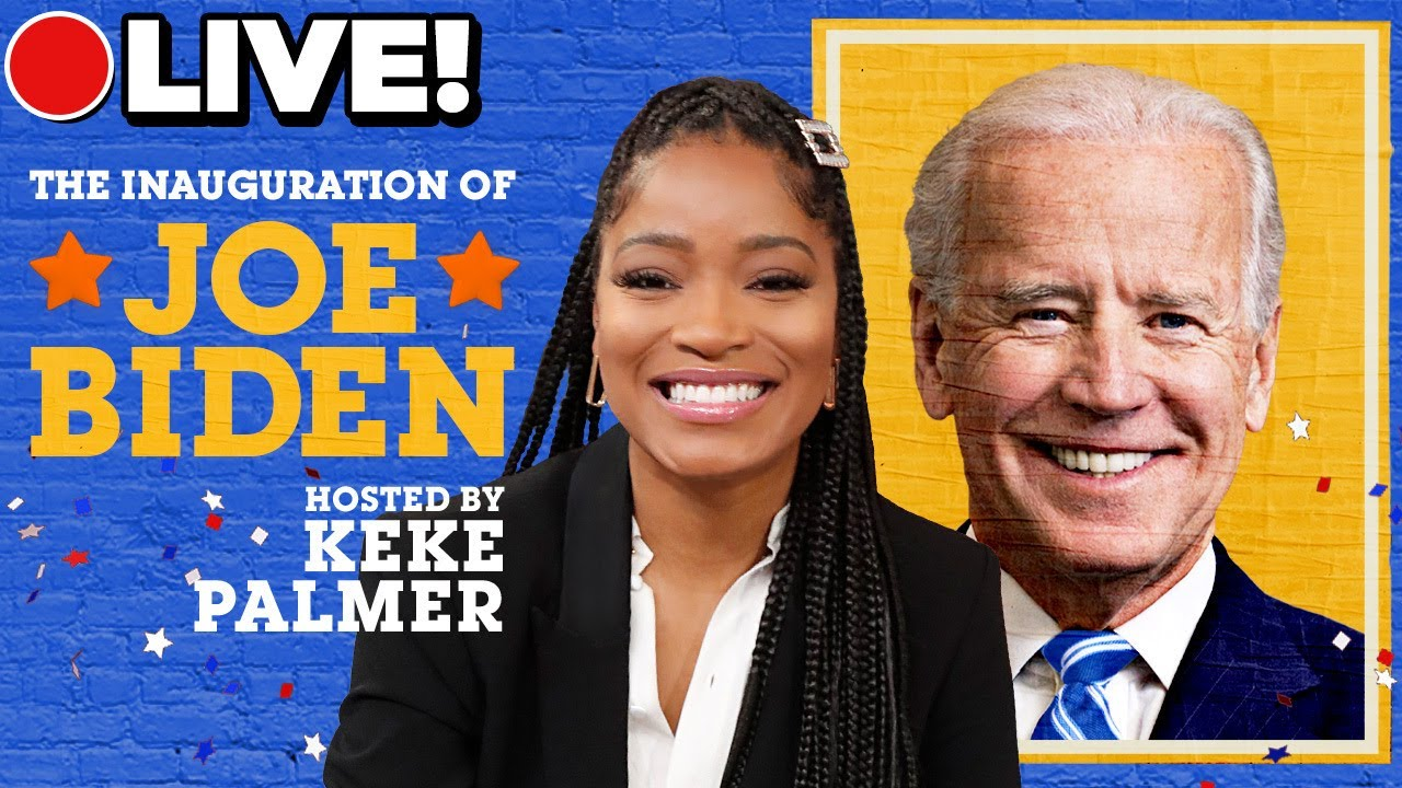 Our White House: An Inaugural Celebration for Young Americans hosted by Keke Palmer | AwesomenessTV