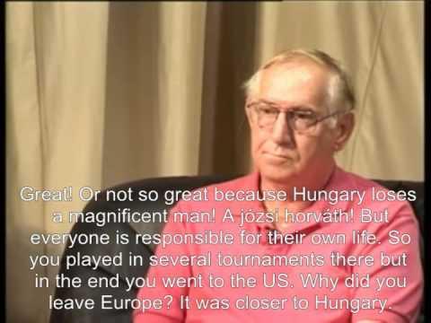 Joe Horvath - TV Interview Budapest 2013 - Hungarian Soccer