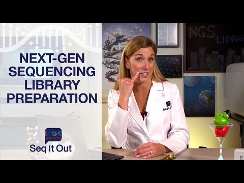 Next Generation Sequencing Library Preparation - Seq It Out #10