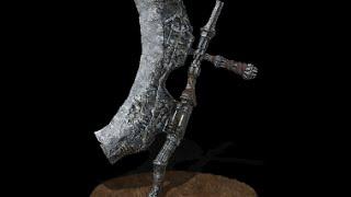 DARK SOULS™ III PURE STRENGTH BUILD (Dragonslayer Greataxe pvp)