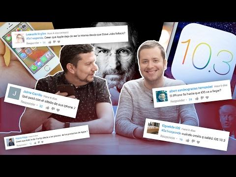 5x1Responde: Donald Trump y Apple, iOS 10.3, silbido del iPhone 7