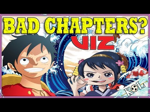 One Piece Manga Chapter 910 & 911 OFFICIAL VIZ Review ワンピース