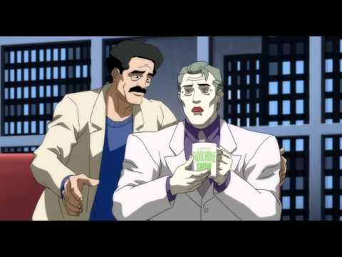 The Dark Knight Returns 2   Joker asesina a todos   Latino