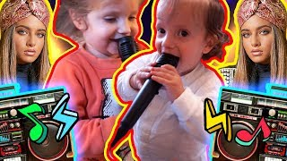 אמה ומיילו שרים נועה קירל! והמפגש ברחובות #טרסובלוג