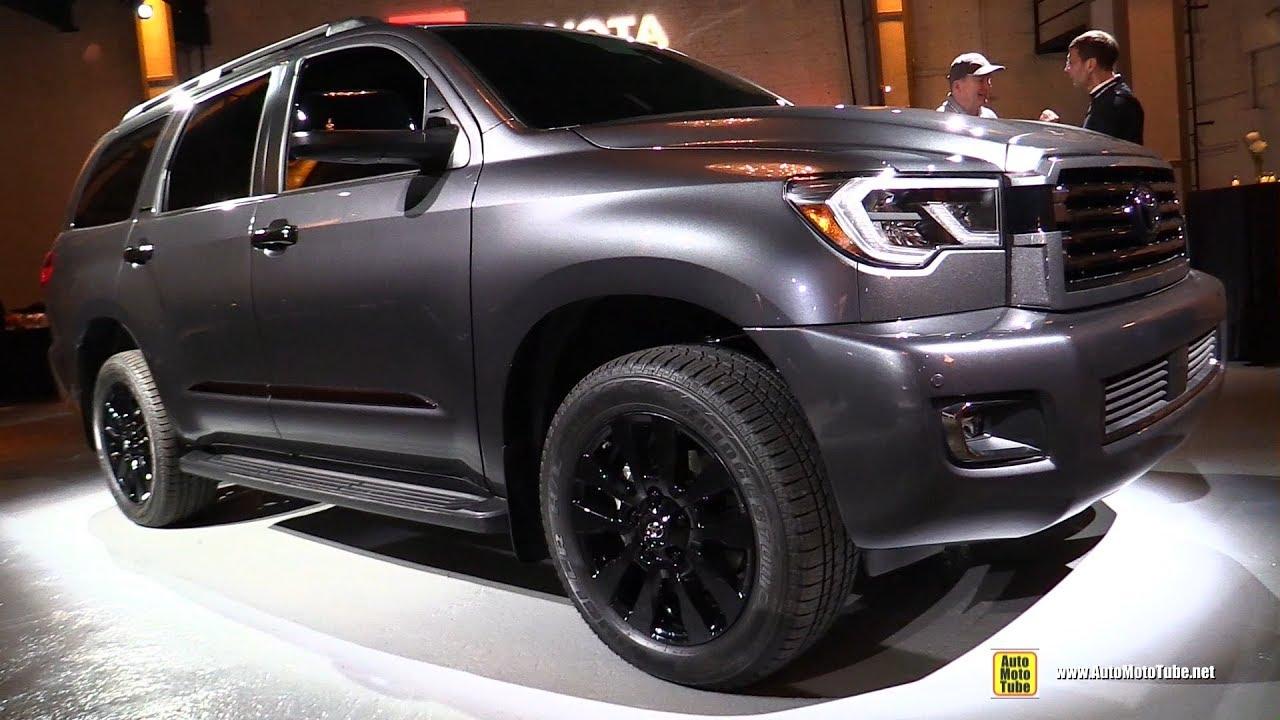 2021 Toyota Sequoia Style