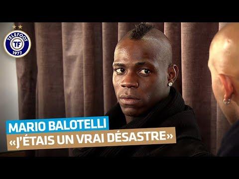 Les confessions de Mario Balotelli