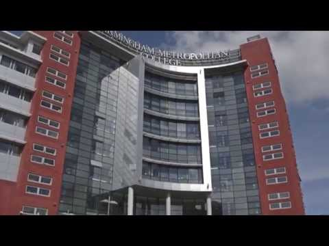 Samsung promotional video for Birmingham Metropolitan College.