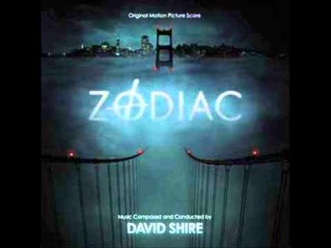 David Shire - Zodiac - Confrontation