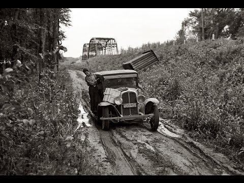 #546. Старые автомобили - Ретро фотографии