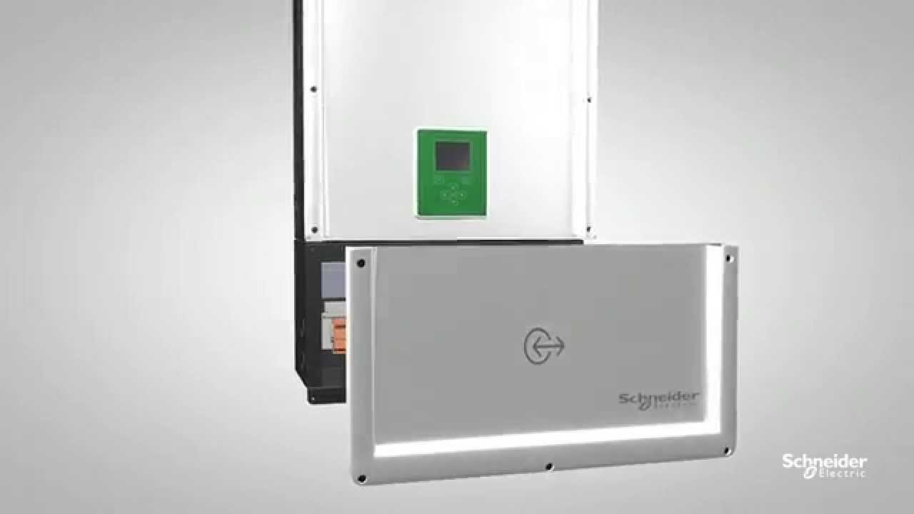Introducing the Conext CL Solar Inverter