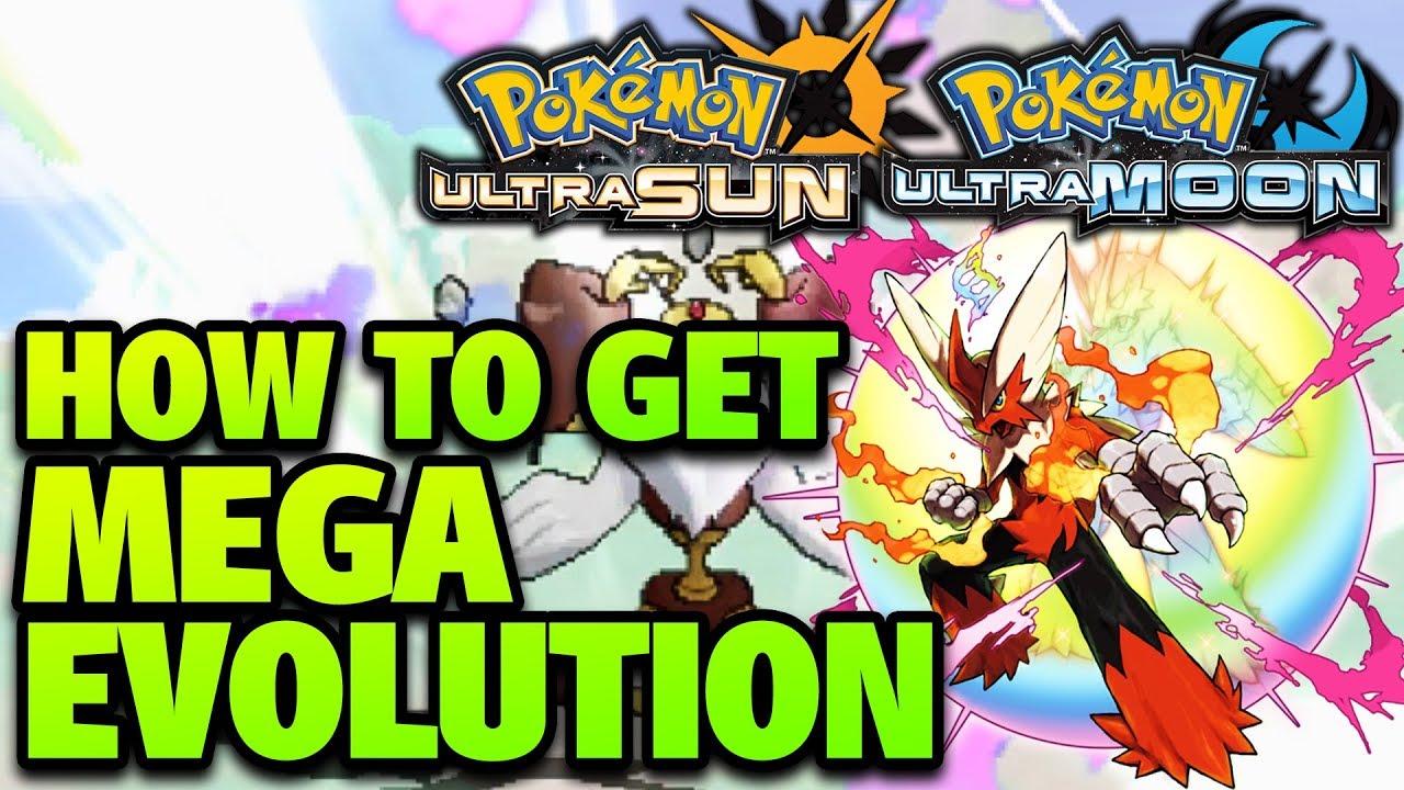 How to get mega evolution in pokemon ultra sun and moon how to mega evolve in ultra sun and - How to mega evolve a pokemon ...