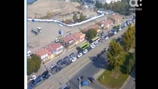 Авария на Коммунальном мосту. Экстренный выпуск Новостей Афонтово