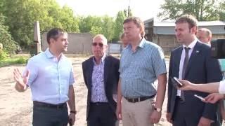 Глава Самары Олег Фурсов посетил АБЗ(, 2016-07-22T08:19:22.000Z)