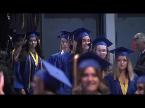Santa Margarita Catholic High School - Graduation 2019