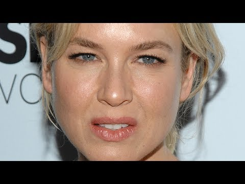 Why Hollywood Won't Cast Renee Zellweger Anymore