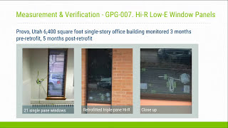 GPG Outbrief 01: Low-Cost Window Retrofits