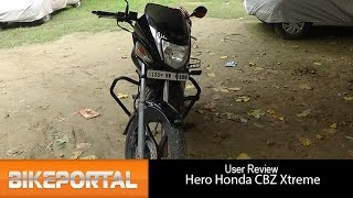 Hero Honda CBZ Xtreme User Review - 'great mileage' - Bikeportal