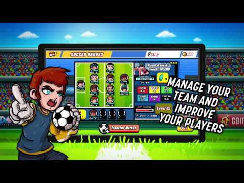 Soccer Heroes 2018 Rpg Juego De Futbol Gratis Aplicaciones En