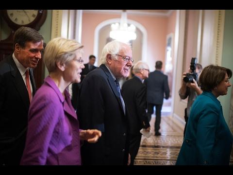Hear Senate Democrats Reading Coretta Scott King's Letter Opposing Sessions