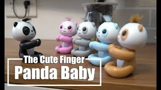Cute Finger Baby Panda- Interactive Toys For Kids