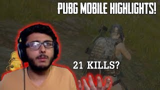PUBG MOBILE TOO EASY??