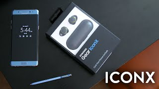 Samsung Gear IconX: Unboxing & Review!