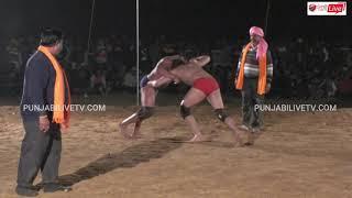 Rubal Khanna vs Ajay Baran Behdala Kushti Dangal 09 Dec 2018