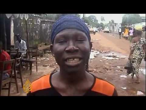 Unrest over Guinea killings - 30 Sept 09