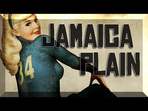 Fallout 4 Randoms - Jamaica Plain - X-01 Power Armor pickup