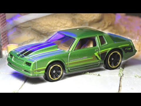 Hot Wheels 2020  ´86 MONTE CARLO SS   196//250  NEU/&OVP