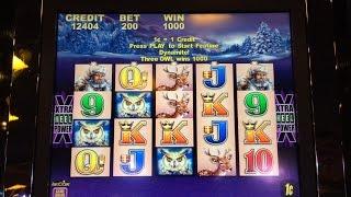 timberwolf slot bonus best retrigger ever