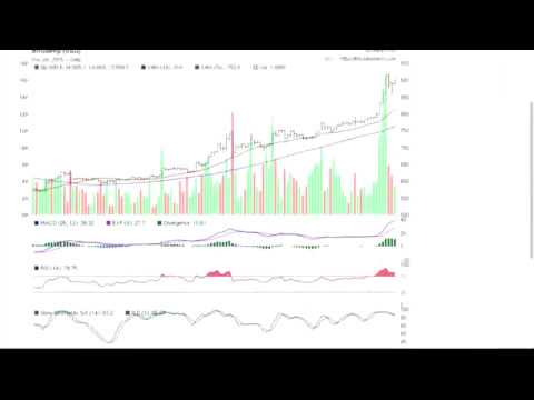 BitCoin, Dow Jones, Gold and Silver ALL going down (Apis Bull) - YouTube