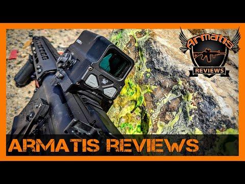 Vortex Razor AMG UH 1 Holographic Sight Review