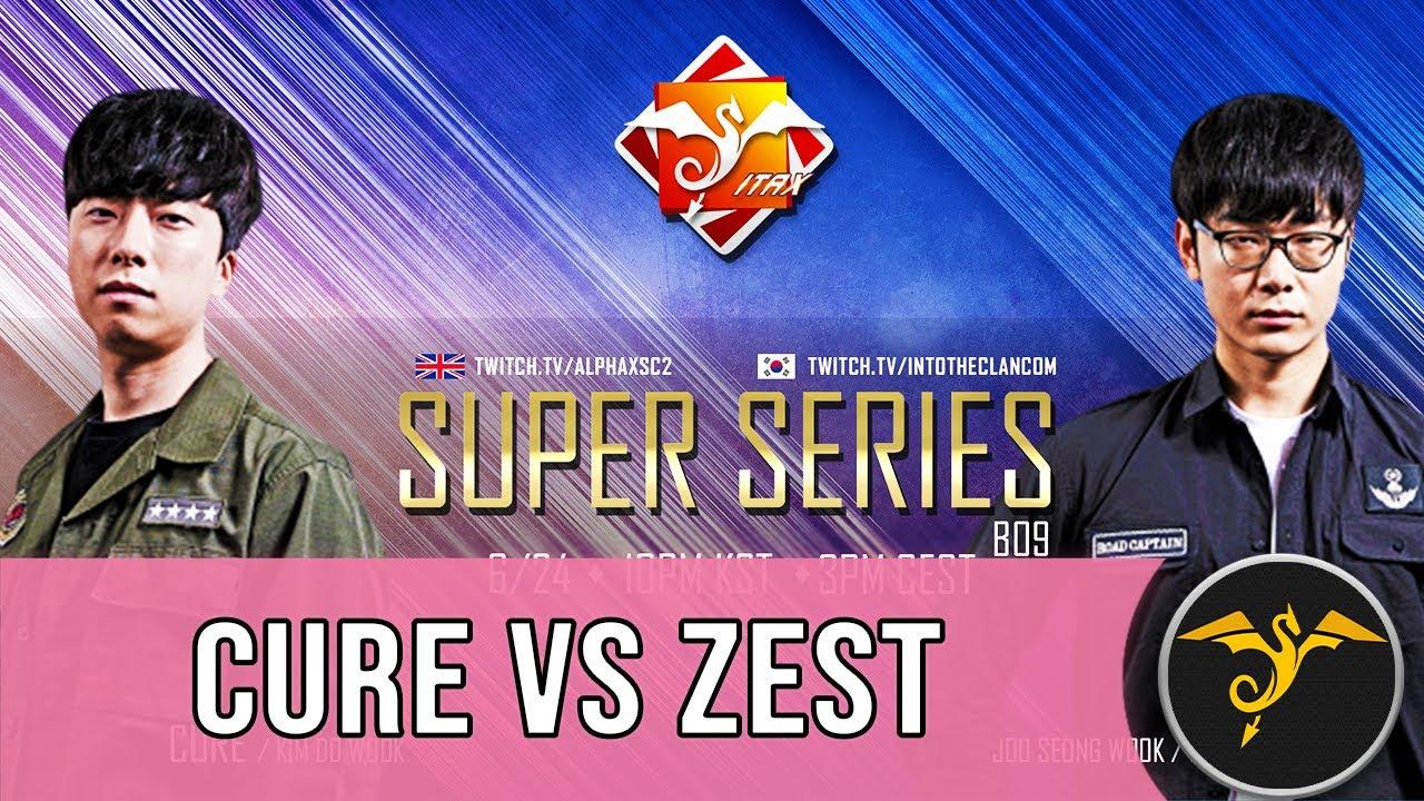 Download Cure vs Zest (TvP) - ITaX Super Series #8