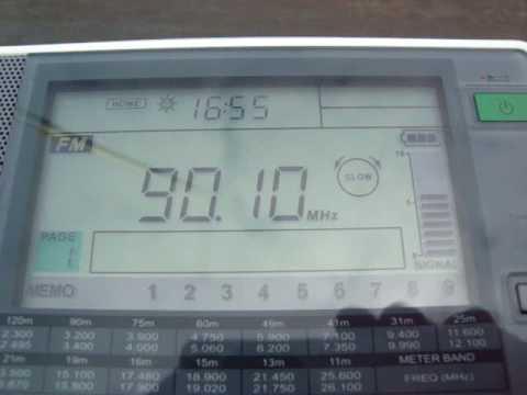 90,1 MHz - Skala FM Nyborg, Nyborg @ Keitum, Sylt: Skala Top-40
