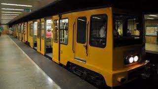 U-Bahn Budapest Linie M1