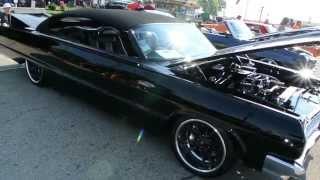 1964 Twin Turbo Charged Chevy Impala HD