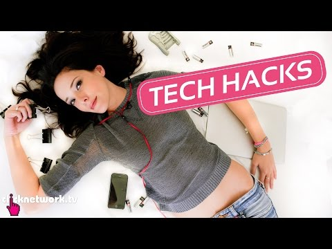 Tech Hacks - Hack It: EP3
