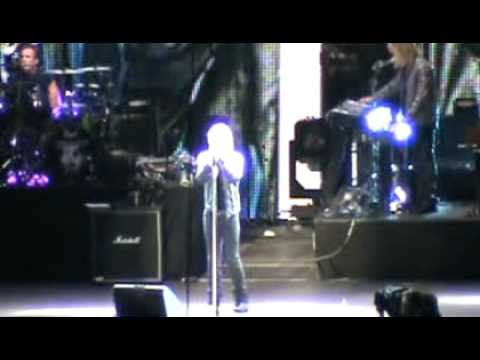 BON JOVI YOU GIVE LOVE A BAD NAME MEXICO 2010